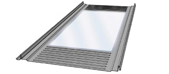 elylight lucernario integrato elysium