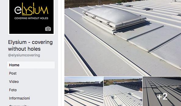 facebook elysium coperture metalliche